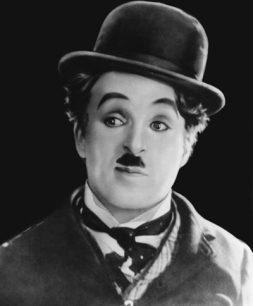 El Maestro Chaplin.