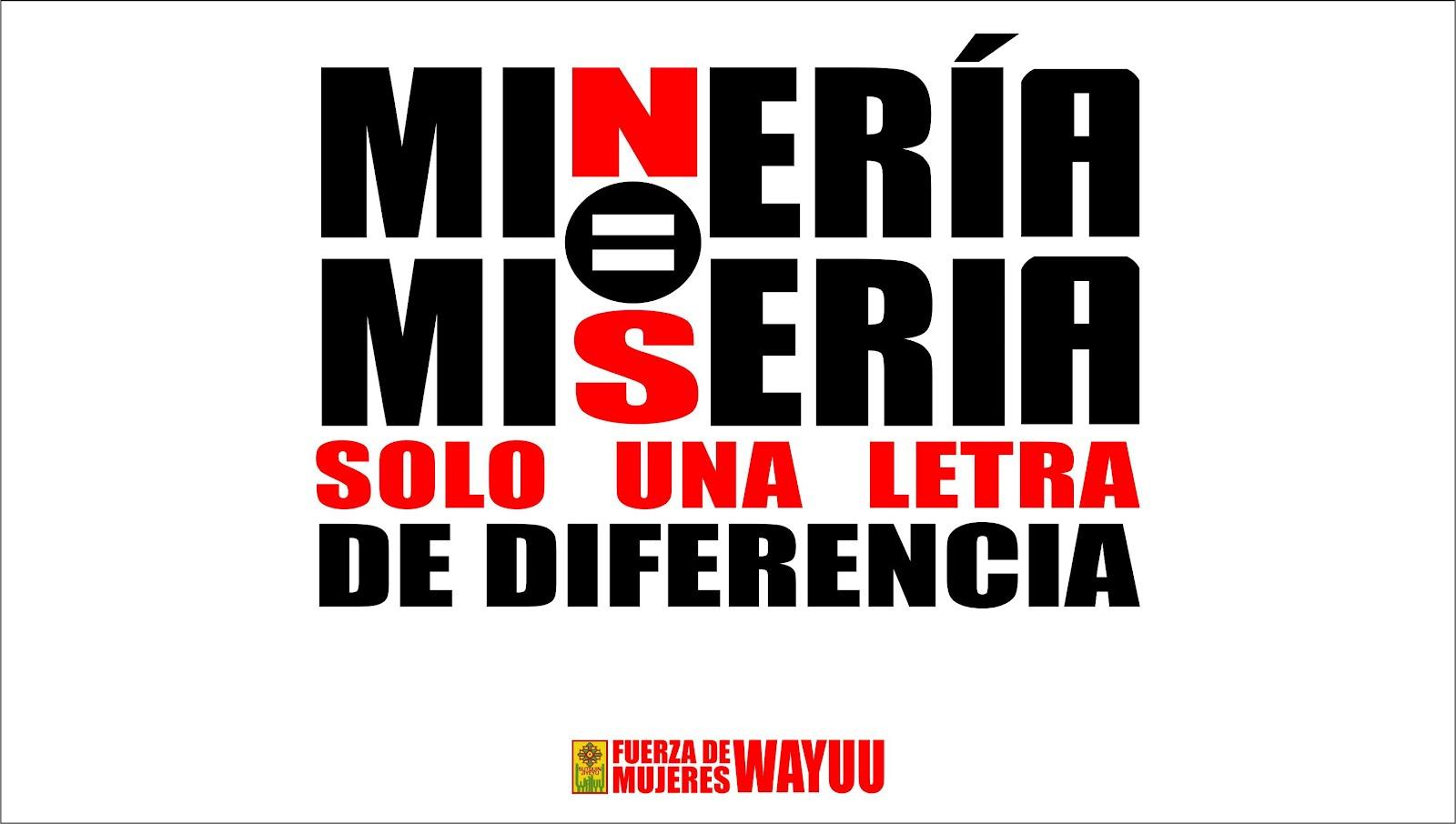 Minería = Miseria