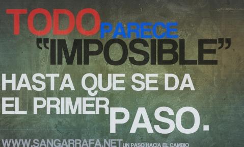 Todo es Posible.